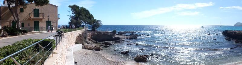 Webcam Cala Ratjada Mallorca Spanien