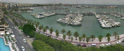 Webcam Hafen Mallorca
