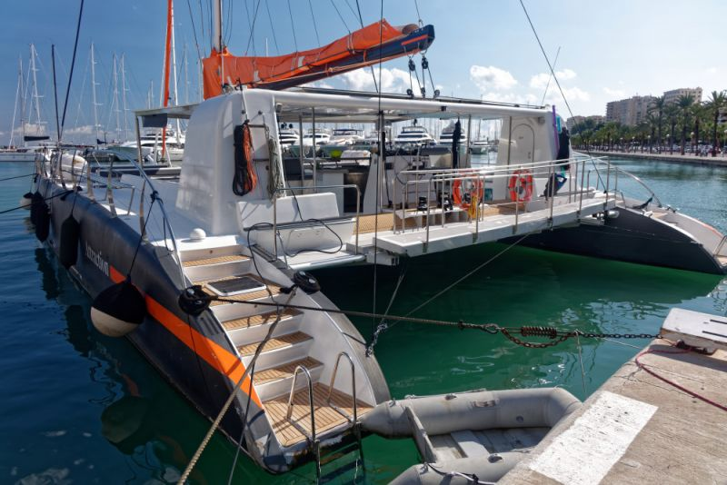 Palma Hafen Kreuzfahrtschiffe Webcam